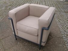 Le Corbusier LC2 CASSINA Sessel Original