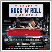 CD de musique rock 'n' roll Love sur album