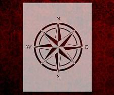Nautical Compass Wind Rose 8.5