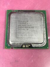 Intel Pentium D Dual-Core 820 2.8GHz /2M /800 CPU (SL8CP) socket 775 dual-core