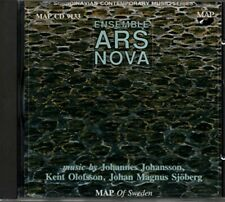 Johansson/Olofsson/Sjoberg - Ensemble Ars Nova (Harris) [CD]