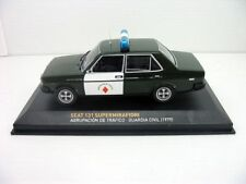 1/43 COCHE SEAT 131 supermirafiori GUARDIA CIVIL car fiat metal model car diecas