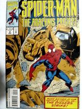 Spider Man The Arachnis Project n°2 1994 ed. Marvel Comics  [G.180]