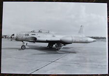 AVIATION, PHOTO AVION LOCKHEED T-33, 338-HK