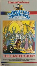The Greatest Adventure Stories From The Bible The Easter Story(VHS,1989)RARE