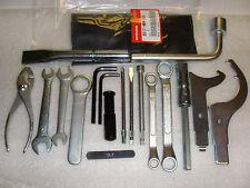 Honda VFR800FI 800 Tool Kit + Wheel Wrench 2000-2001 Interceptor 89010-MBG-D00