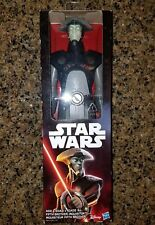 """Star Wars The Force Awakens Fifth Brother Inquisitor 12"""" Action Figure, New"""