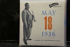 """Louis Armstrong – May 18, 1936: a good Ol 'session with Satch (7""""ep)"""