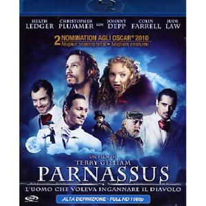 Parnassus - L'Uomo Che Voleva Ingannare Il Diavolo (Edizione 2010)  [Blu-Ray Nuo
