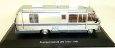 Airstream Excella 280 Turbo - 1981 Atlas 1:43 Neuf et Emballé ACCAM003 Motorhome
