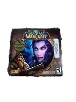 World of Warcraft PC CD-ROM Video Game by Blizzard (2004)  6 Disc Set with Key