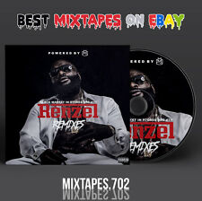 Rick Ross - Renzel Remixes Mixtape Double Disc (CD/Front/Back Cover) MMG Maybach