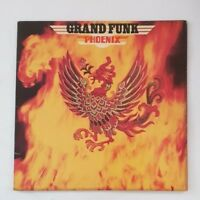 Grand Funk - Phoenix - 1972 - EA-ST 11099 - UK Pressing - 1/1 Matril - Vinyl LP