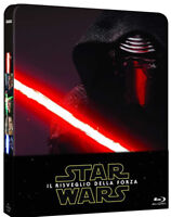 STAR WARS - IL RISVEGLIO DELLA FORZA (BLU-RAY+ BONUS DISC) EDIZIONE STEELBOOK
