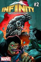 Infinity Countdown #2 Venom 30th Anniversary Variant (2018) Marvel Comics