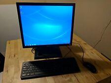 Dell OptiPlex 780 All in One USFF PC Windows 7 Pro 4GB RAM 750GB HDD HTPC WIFI