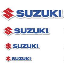 DCOR - 40-40-106 - Decal Pack, 6in. Logo - Suzuki