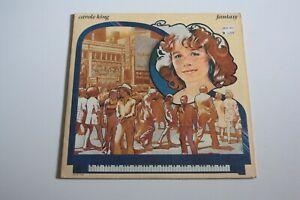 Carole King – Fantasy - US 1973 Pitman Pressing, Ode Records - SP-77018