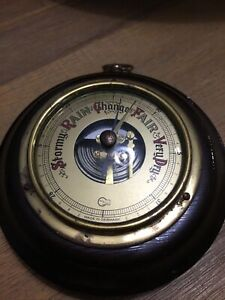 Made In Germany barometer vintage