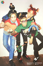 EXO - CBX 1ST MINI ALBUM HEY MAMA! Original Official Poster A Ver Hard Tube Case