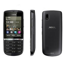 USA! Nokia Asha 300 - Graphite (Unlocked) Smartphone One Year Warranty