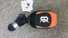 Detroit Tigers MLB Purse Plus Touch Phone  ID Wallet Charm 14 Gift Bag