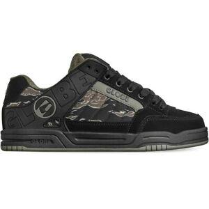 Globe Men's Tilt Skate Shoes Black / Tiger Camo UK Sizes 7-13