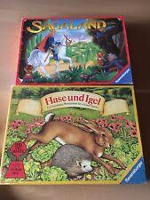 Hase und Igel + Sagaland von Ravensburger