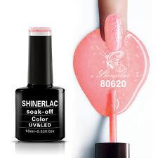 Shinerlac 80620 SPARKS FLY  UV/LED Soak Off Gel Nail Polish Free Postage