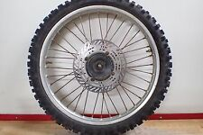 1989 Honda CR125 125 CR250 CR500 CR 250 500 front wheel rim hub rotor