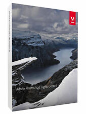 Bild-, Video- & Audio-Softwares Lightroom