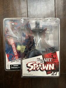 McFarlane Toys The Art Of Spawn Issue 119 Gunslinger 6 inch Action Figur