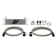Mishimoto Universal Engine Oil Cooler Kit 10-row MMOC-U Silver
