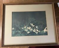 Andrew Wyeth Floral Print May Day Framed Matted
