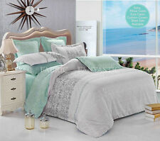 WALES Reversible Super King Size Bed Duvet/Doona/Quilt Cover Set New