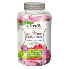 RASPBERRY KETONE PLUS 60 caps NUTRIONE formula cetona de frambuesa