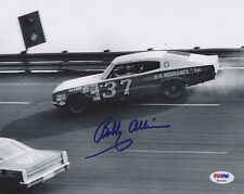 Bobby Allison SIGNED 8x10 Photo NASCAR LEGEND PSA/DNA AUTOGRAPHED