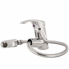 B-Ware Waschtisch Armatur mit Brause Wasserhahn Waschbecken Waschtischbatterie