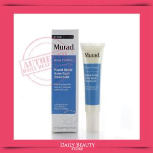 Murad Acne Rapid Relief Acne Spot Treatment 0.5oz NEW FAST SHIP