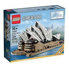 LEGO Creator Sydney Opera House 10234-RARE-RITIRATO-NUOVO e SIGILLATO