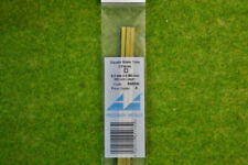 Albion Alloys SQUARE BRASS TUBE 3.2mm x 0.353mm SSB3M