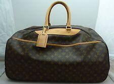 Authentic Louis Vuitton Eole 60 Trolley Monogram Travel Carry Bag M23202