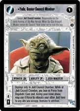 Yoda, Senior Council Member FOIL [NM/M] REFLECTIONS III star wars ccg swccg