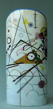 "Babu Kandinsky "" Composition (VIII) "" Parastone Designer Museum Vase SDA25 New"