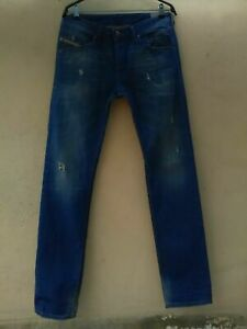 Diesel Belther Regular Slim Tapered W30 L34 wash 0823u jeans uomo D492