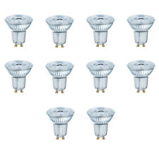OSRAM LED Star par16 35 gu10 2,6w = 35w 230lm 36 ° blanco cálido 2700 K nondim a + + 10er