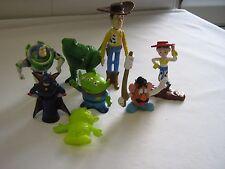 Toy Story Disney Pixar 8 Figures