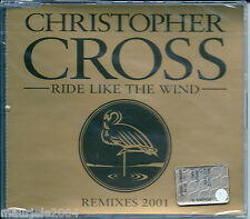 Christopher Cross. Ride like the wind Remix 2001 (2001) CDSingle NUOVO SIGILLATO