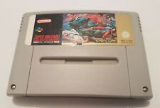 Street Fighter II / 2  para SNES super Nintendo pal NOE