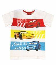 T-shirts et hauts blanc Disney manches courtes pour garçon de 2 à 16 ans
